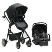 Evenflo® Pivot Modular Travel System with SafeMax™ SensorSafe Infant Car Seat