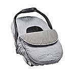 JJ Cole® Car Seat Cover in Grey Herringbone