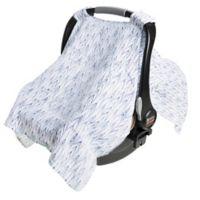 aden® by aden + anais® Car Seat Canopy in Indigo Trail