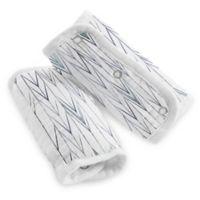 aden® by aden + anais® Muslin Strap Covers in Indigo Trail