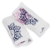 aden® by aden + anais® Muslin Strap Covers in Pretty Pink