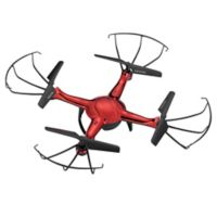 Gravitron Streaming Drone in Red