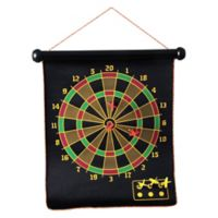 House of Marbles Magnetic Dartboard