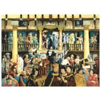 Sunsout® All The World's A Stage 1500-Piece Jigsaw Puzzle