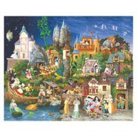 SunsOut 1500-Piece Fairy Tales Jigsaw Puzzle