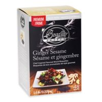 Bradley Smoker® 48-Count Ginger and Sesame Bradley Flavor Bisquettes®