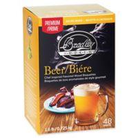 Bradley Smoker® 48-Count Beer Bradley Flavor Bisquettes®