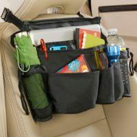 High Road® SwingAway™ Car Seat Organizer in Black