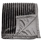 Ridgecrest Throw Blanket in Grey