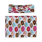 Tiny Blessings Boutique Size 0-6M 2-Piece Donut Swaddle Blanket and Headband Set