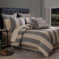 Joseph Abboud Environments Oakhill Queen Comforter Set in Walnut