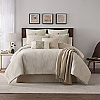 Bridge Street Freemont King Comforter Set in Natural