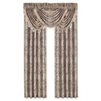 J. Queen New York™ Provence Waterfall Valance in Stone