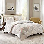 INK+IVY Ayana King Comforter Set in Spice/Gold