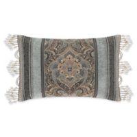 J. Queen New York™ Provence Boudoir Throw Pillow in Stone