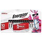 Energizer® MAX 20-Pack AAA Batteries