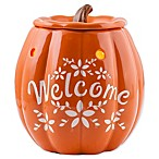 AmbiEscents Welcome Fall Pumpkin Wax Warmer