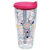 Tervis® Simply Southern Love Deerly Mandala 24 oz. Tumbler with Lid