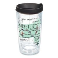 Tervis® My Place Massachusetts 16 oz. Wrap Tumbler with Lid
