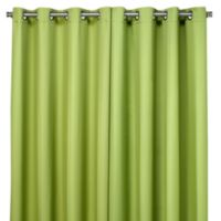 Commonwealth Home Fashions 84-Inch Gazebo Outdoor Curtain in Green