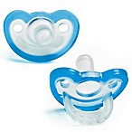 RaZbaby® JollyPop Pacifier In Blue