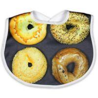 Raindrops Fresh Bagels Bib
