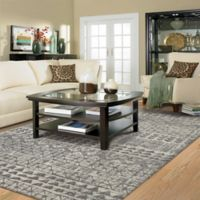 Mohawk Home® Berkshire Billerica 5-Foot x 8-Foot Shag Area Rug in Grey