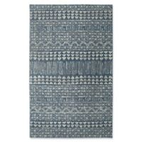 Mohawk Home® Berkshire Billerica 5-Foot x 8-Foot Shag Area Rug in Blue