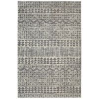 Mohawk Home® Berkshire Billerica 8-Foot x 10-Foot Shag Area Rug in Grey