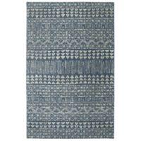 Mohawk Home® Berkshire Billerica 8-Foot x 10-Foot Shag Area Rug in Blue