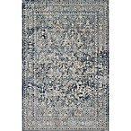 Magnolia Home by Joanna Gaines Everly 3'7 x 5'7 Area Rug in Slate