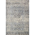 Magnolia Home by Joanna Gaines Everly 3'7 x 5'7 Area Rug in Mist
