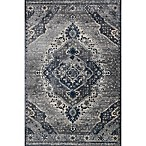 Magnolia Home by Joanna Gaines Everly 3-Foot 7-Inch x 5-Foot 7-Inch Area Rug in Silver/Grey
