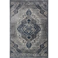 Magnolia Home by Joanna Gaines Everly 5-Foot 3-Inch x 7-Foot 8-Inch Area Rug in Silver/Grey