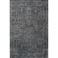 Magnolia Home by Joanna Gaines Everly 2-Foot 7-Inch x 12-Foot Runner in Grey