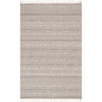 Magnolia Home by Joanna Gaines June 5-Foot x 7-Foot 6-Inch Area Rug in Beige