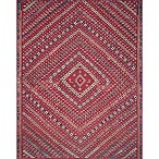 Magnolia Home by Joanna Gaines Lucca 2-Foot 3-Inch x 3-Foot 9-Inch Accent Rug in Red/Multi