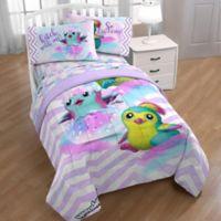Hatchimals™ Water Cheggron Twin/Full Comforter
