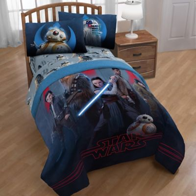 Star Wars™ Heroes Twin/Full Comforter