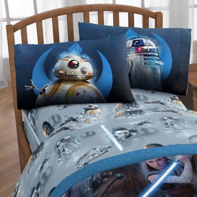 Star Wars™ Heroes Twin Sheet Set
