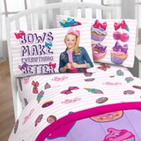 JoJo Siwa™ Sweet Life Full Sheet Set