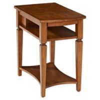 Klaussner® Wentworth Chairside End Table in Brown