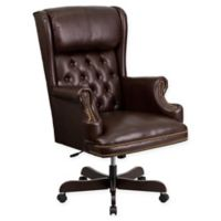 Flash Furniture Office Chair in Brown