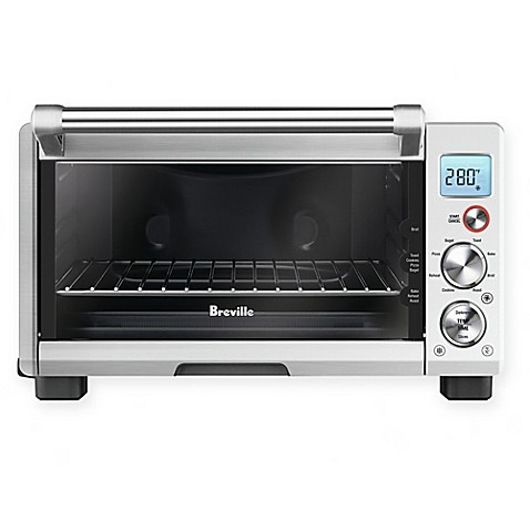 Breville 174 Compact Convection Smart Toaster Oven Bed Bath