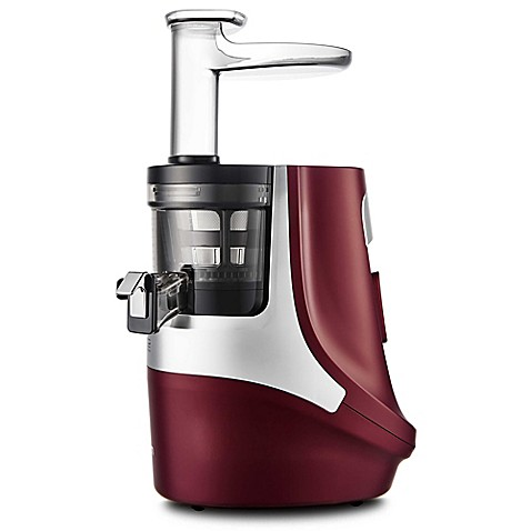 Hurom Slow Juicer Bed Bath And Beyond : Hurom H-AF Slow Juicer in Matte Wine - Bed Bath & Beyond