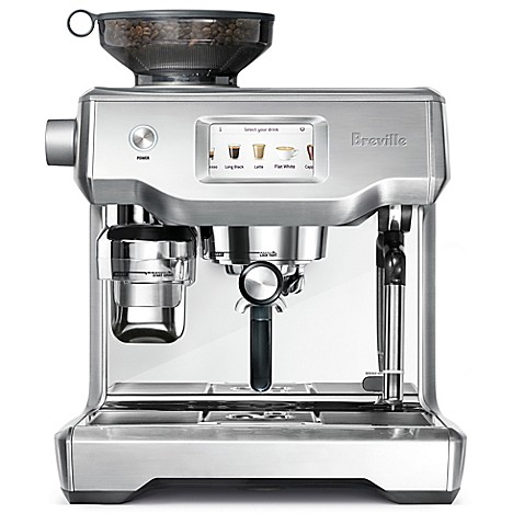 top coffee makers breville 174 the oracle touch complete espresso maker bed 30358