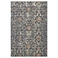 Feizy Chantal Bold Botanicals 5-Foot x 7-Foot 6-Inch Area Rug in Granite