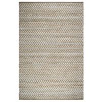 Fab Habitat Heartland Canyon 8-Foot x 10-Foot Area Rug in Natural