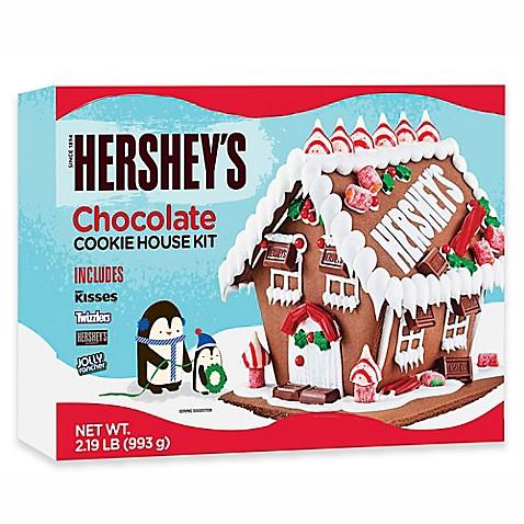 Hershey® Chocolate Cookie House Kit - Bed Bath & Beyond