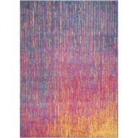 Nourison Passion 8' x 10' Machine Woven Multicolor Area Rug